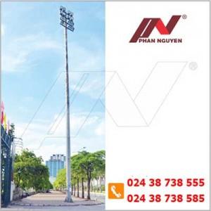 Cột đèn pha cao áp Phan Nguyễ