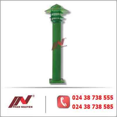đèn sân vườn nấm bách tán 80cm
