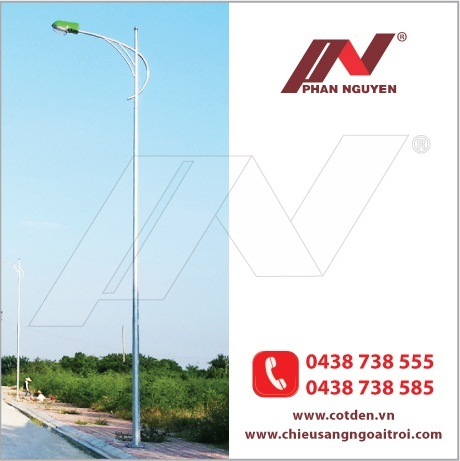 Cột đèn PN01 sản phẩm được sản xuất vô cùng chất lượng bởi Phan Nguyễn