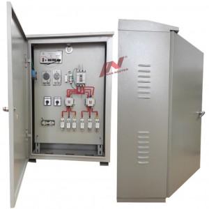 Tủ điện chiếu sáng được sử dụng phổ biến tại nhiều công trình ở Việt Nam