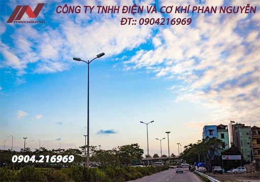 Phan Nguyễn địa chỉ cung cấp các loại cột đèn cao áp uy tín, chất lượng