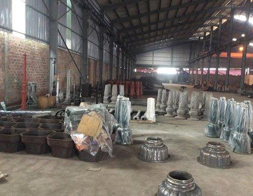 Nhà máy sản xuất của Phan Nguyễn được ứng dụng rất nhiều công nghệ hiện đại