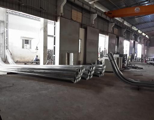 Nhà máy sản xuất của Phan Nguyễn