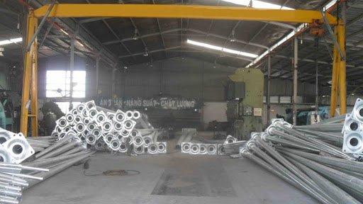 Xưởng sản xuất tại Phú Thọ